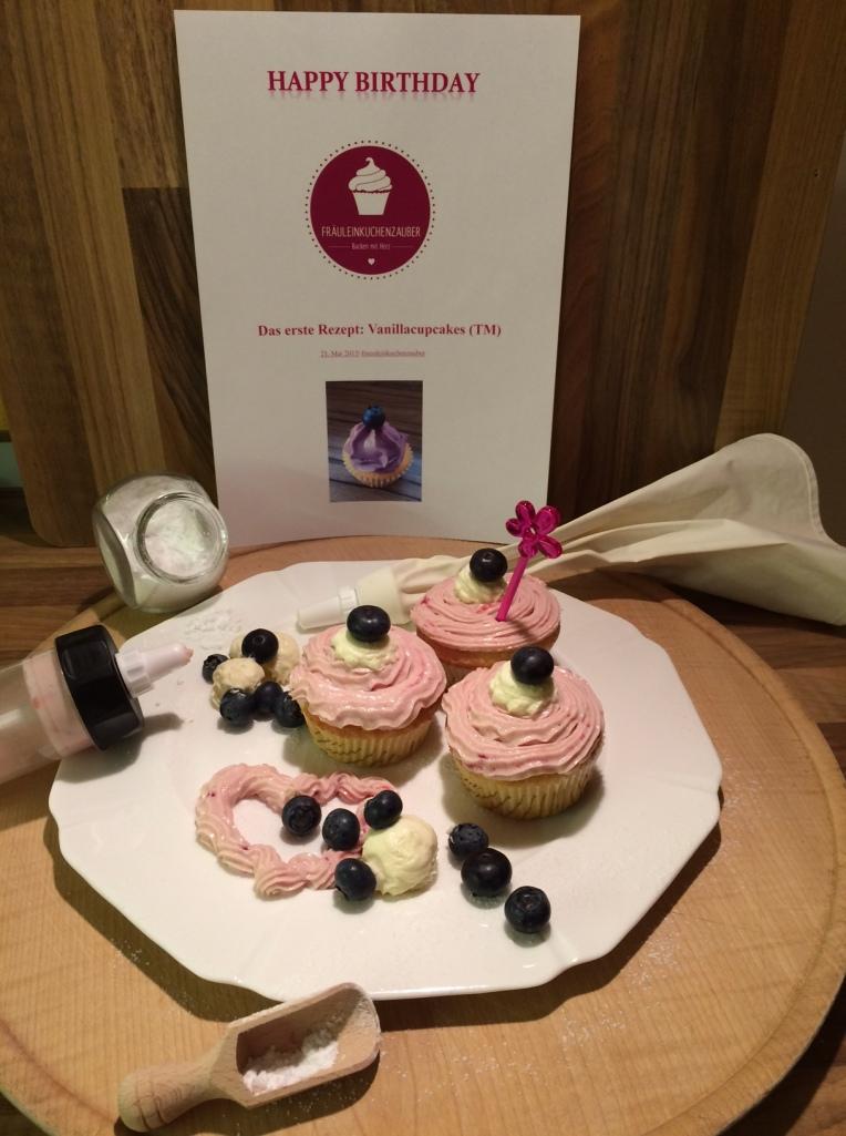1. Vanillacupcakes von Simone L.