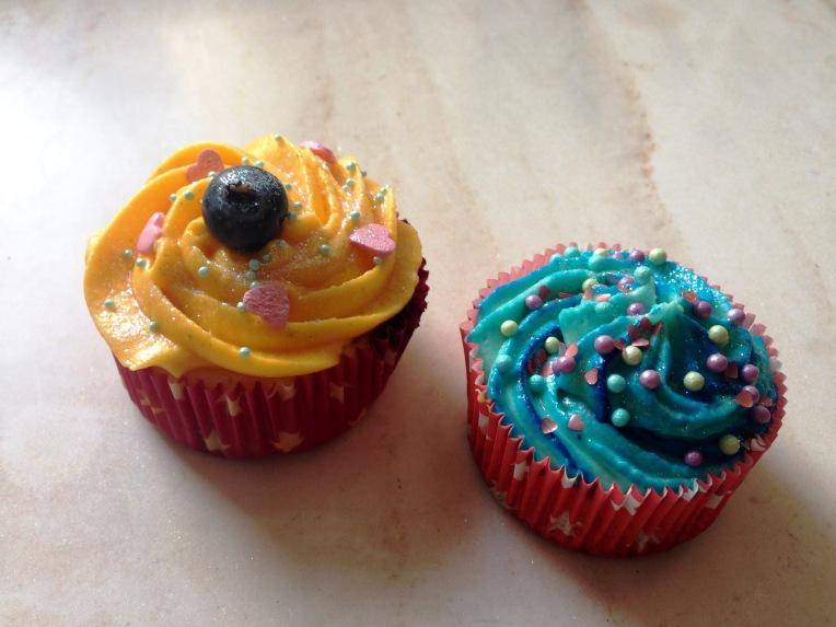 17. Vanille- und Möhrencupcakes von Ines K.