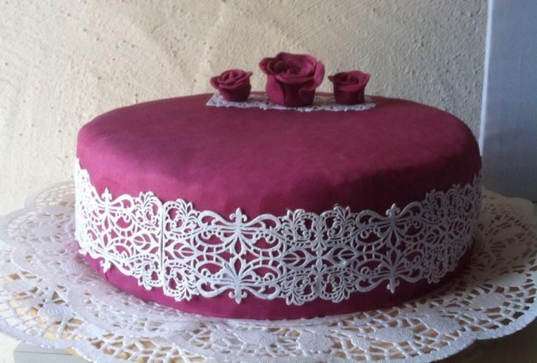 8. Mandarinenschmand Torte von Vicky