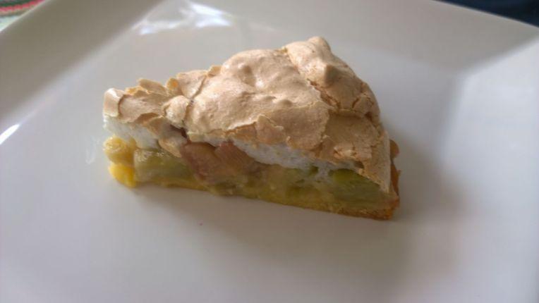 9. Rhabarber-Baiser-Kuchen von Christina J.